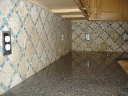 Travertine Tile For Backsplash In Kitchen  Great Home Decor - Noce travertine tile backsplash