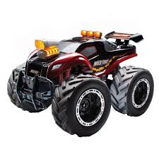 monster jam remote control trucks fast lane 1 8 scale radio control wild fire vehicle toys r us