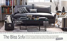 West Elm Sleeper Sofa by West Elm Bliss Sleeper Sofa Ansugallery Com