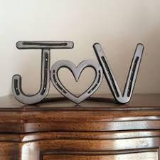 personalized horseshoe personalized engraved 6th anniversary or wedding horseshoe