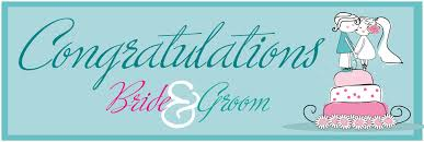 wedding congratulations banner wedding banner variant 4 banner co uk
