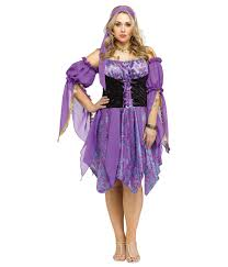 plus size women s halloween costumes cheap gypsy fortune teller womens plus size costume professional costumes