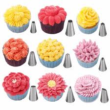 aliexpress com buy upors 48pcs professional pastry nozzles icing