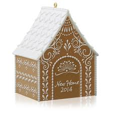 new home keepsake ornaments hallmark