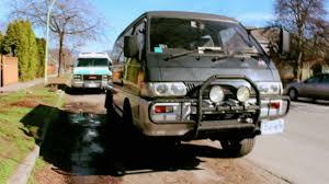 1991 mitsubishi delica delica 1991 l300