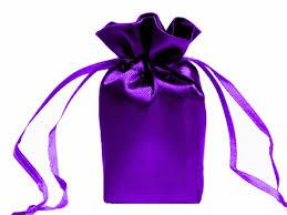 purple gift bags 120 pcs 6x9 large satin favor bags wedding drawstring gift