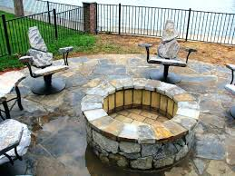 Fire Pit Designs Diy - building outdoor fireplace with cinder blocks gazebo with fire pit