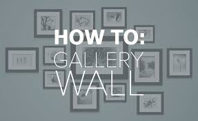 How To Design A Gallery Wall How To Create A Gallery Wall Casa Uniqua