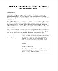 thank you letter examples interview thank you letter after interview 7 free word pdf documents