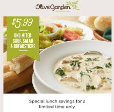 free is my life coupon olive garden unlimited soup salad