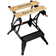 Workmate Reloading Bench Black U0026 Decker Wm425 Workmate 425 550 Pound Capacity Portable Work