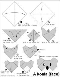 Step By Step Origami For - easy origami step by step alfaomega info
