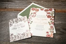 custom invitations u2014 hello tenfold wedding invitations