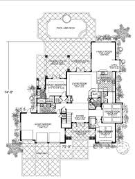 Mediterranean Style House Plans by Mediterranean Style House Plan 5 Beds 5 00 Baths 5030 Sq Ft Plan