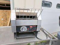 Commercial Conveyor Toaster Hatco Toast Qwik Bagel Bun Bread Conveyor Toaster Tq 800h Ebay