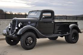 Classic Chevy Trucks Lifted - 1935 ford pickup