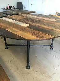 diy round farmhouse table diy round dining table aiomp3s club