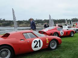 rare ferrari photos pebble beach concours d u0027elegance showcases most exotic