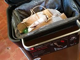 joseph joseph titan trash compactor vs the totem bin