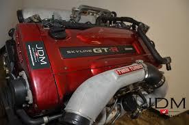 nissan skyline engine swap jdm nissan skyline gt r r34 rb26dett engine only jdm of california