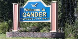 gander built to u0027kill u0027 small newfoundland town plays big role in