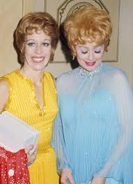 lucy ball carol burnett has the most heartwarming story about lucille ball