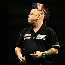 darts world matchplay 2017 peter wright daryl gurney advance to