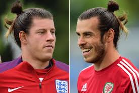 gareth bale hairstyle england prepared for wales gareth bale by having ross barkley
