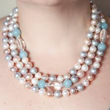 short pearl necklace images The cleopatra necklace the pearl ladies jpg