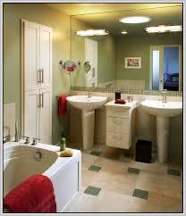 pedestal sink storage cabinet home design ideas