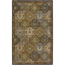 Z Gallerie Area Rugs by Garland Rug Town Square Pecan 7 Ft 6 In X 9 Ft 6 In Area Rug