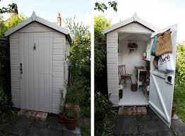 cant get enough of the idea of having a small garden shed craft