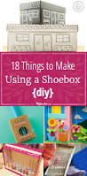 18 things to make using a shoebox diy tip junkie