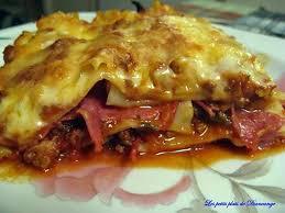 cuisine lasagne facile recette de lasagne au 10 épices