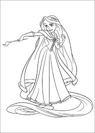 coloring pages disney princess tangled 1 printable tangled