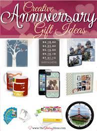 creative anniversary gifts creative anniversary gift ideas