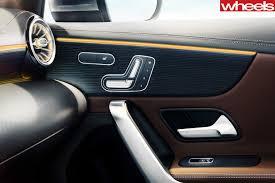 green mercedes a class 2018 mercedes benz a class interior teased wheels