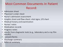 types of records and common record keeping forms u0026amp computerized d u2026