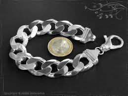 silver bracelet chains images Curb chain bracelets 925 silver jpg