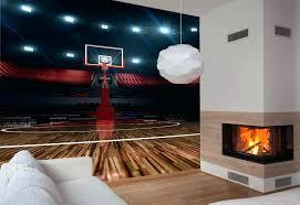 poster chambre deco chambre basket deco decoration chambre theme basket