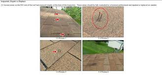 roof inspection report template manufactured home inspection why what and how much