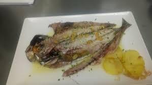 cuisine à la plancha txitxarro a la plancha picture of la fonda mundaka tripadvisor