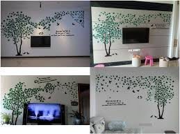 Branch Decorations For Home by Decorative Vinyl Wall Stickers Picture More Detailed Picture