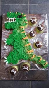 dinosaur cupcakes dinosaur cupcake cake our cupcakes dinosaur