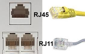 standard wiring rj11 rj12 connectorpairs wiring circuit diagram