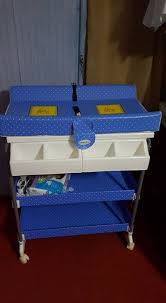 Change Table Bath Baby Changing Table And Bath Classified Ad Childcare Baby