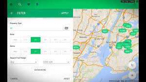 Trulia Map Modern And Easy Way To Find Apartments Trulia App Review Youtube