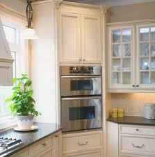 Kitchen Corner Cabinets Options Corner Kitchen Cabinet Solutions