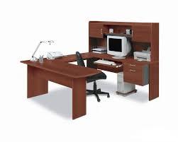 U Shaped Desks Amazing U Shaped Desk Thediapercake Home Trend