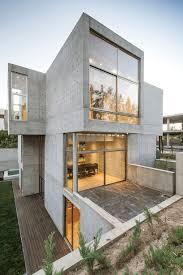 design villa bracket design studio completes concrete villa 131